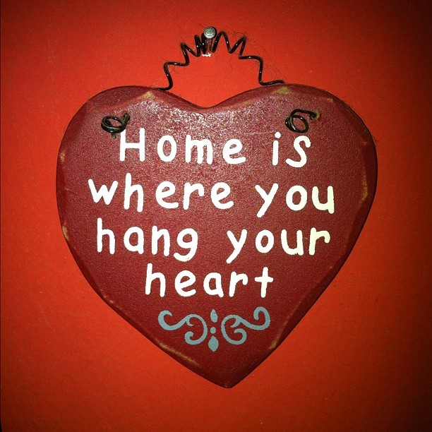#love #home (Taken with Instagram)