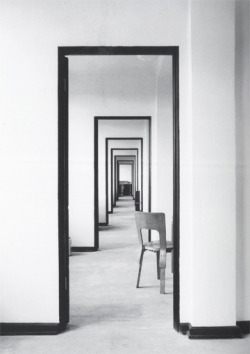 "judd's architectural studio, marfa, texas  ""in the early 1970s, judd acquired a number of buildings in marfa, texas, converting each to have a specific purpose and demonstrating sensitivity to the original structures while maximizing light and space… most of the properties contained permanent installations of work by judd, as well as the art he collected…"" more here.   via: materiallust"