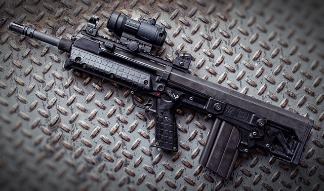 militaryandweapons:  Keltec RFB by SupraMK86 on Flickr.