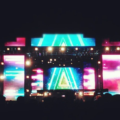 Nero live. So amazing. #2012 #hardfest #hardsummer #awesome #memories (Taken with Instagram)