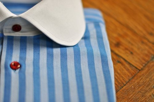Custom Shirt by Modern Tailor(via Fancy)