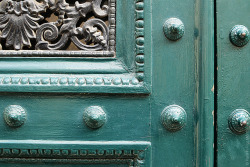 Colourful Doors in Paris by Paris in Four Months on Flickr.