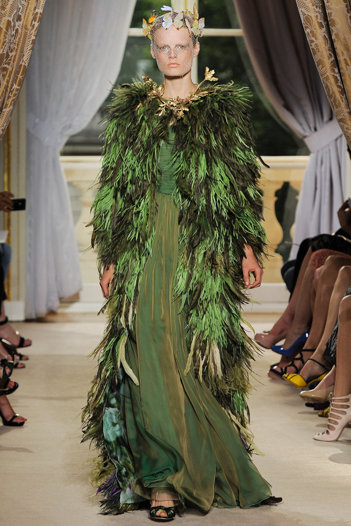 Giambattista Valli Fall 2012 Couture