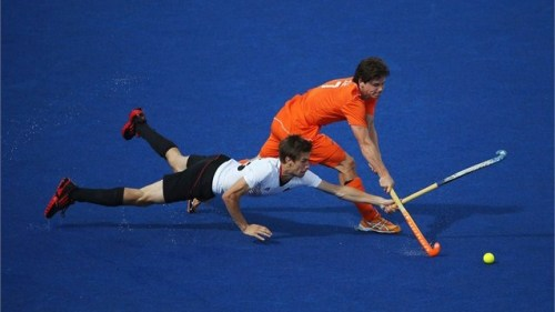 Germany vs. Netherlands Hockey
