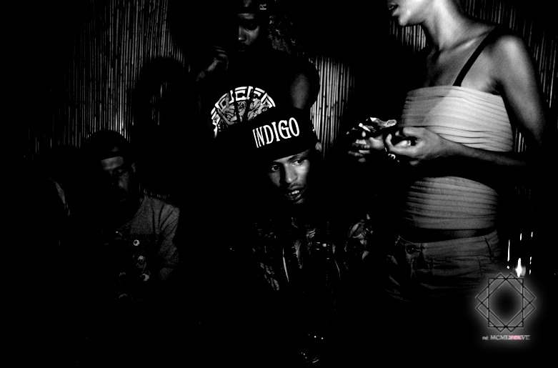 "mr-lxxxvii:  Ak(@Iunderachieve) of The Underachievers on the set of ""HerbShuttles"""