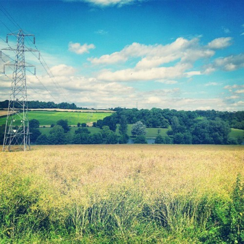 Wonderful England <3 (Taken with Instagram)