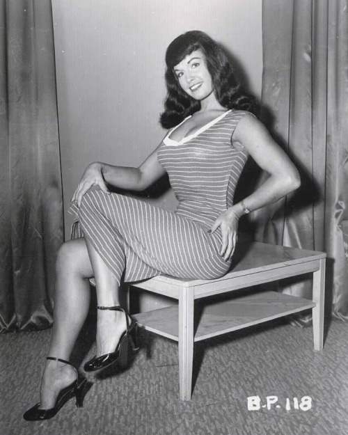 retrogirly:  Bettie Page