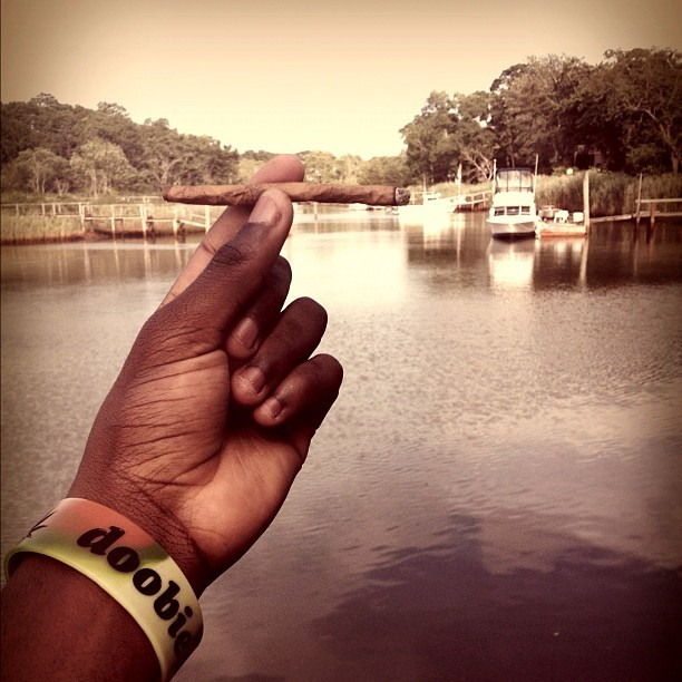 #blunt in the #hamptons #high #marijuana #maryjane #weed #instagood #picoftheday #bestpic #bestphoto #photooftheday #instaswag #sagharbor  (Taken with Instagram at Sag Harbor)