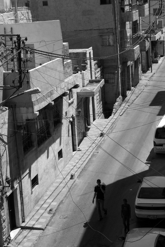 #Day 350. A street in Amman