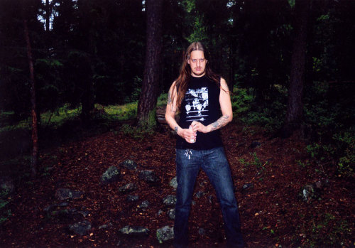Fenriz of Darkthrone