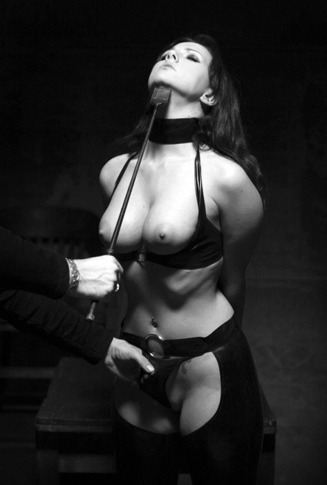 "xspanked-masters-petx:  ""Submission depends on the individual's ability to align her will with that of her dominant's and to use her intelligence to fulfill his wishes gracefully and efficiently.""  ~  Christina Abernathy"