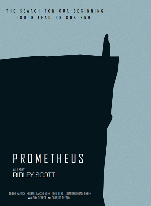 Prometheus by Roxana Gark