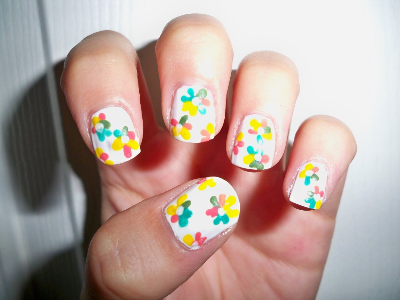 jennguyen:  Summer nails!