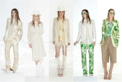 Here we have the some of the ACNE resort 2013, If you want to have a clear look on the collection, click here. I must say, I adore Acne. Their collections is so clean, stylish and definitely wearable. They're always ready for something new, and their collections always surprise me. It's amazingly done and every edgy!