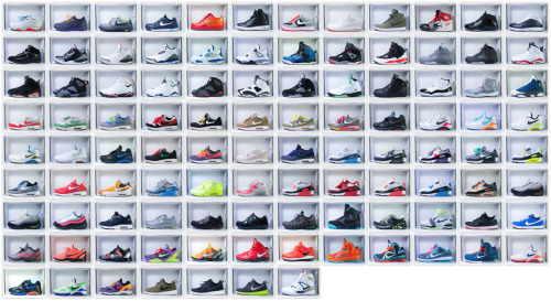 Every pair of sneakers I own. See them in detail at my sneakerpedia profile: http://www.sneakerpedia.com/users/342