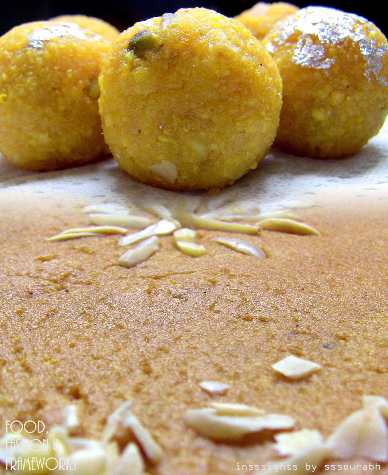 Indian Mithai, my favorite!
