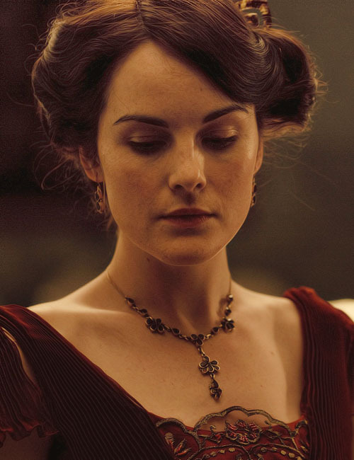 09/ 10 photos - Lady Mary Crawley