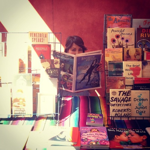 IMIX BOOKS @ladyimix #books #knowledgeispower #la  (Taken with Instagram)