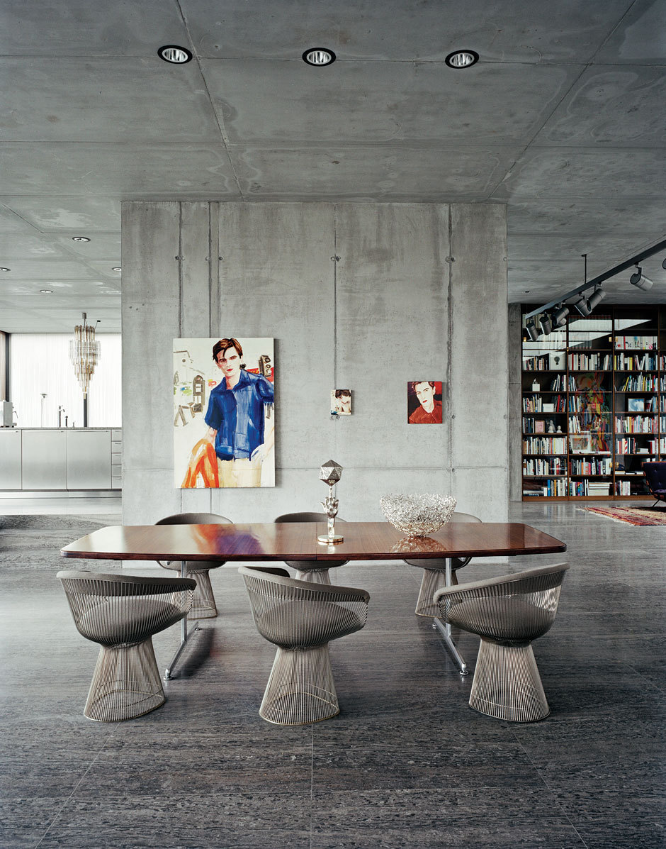 justthedesign: Bunker Turned Into Home
