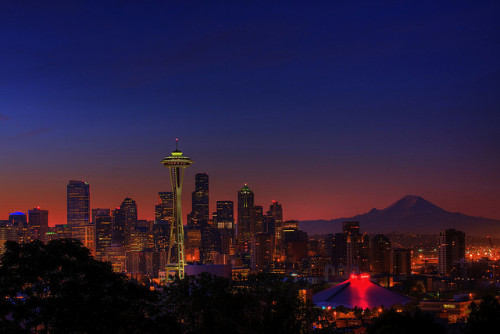 "gregorymichael:  I love to travel, today I'm dreaming… ""Seattle, Washington"""