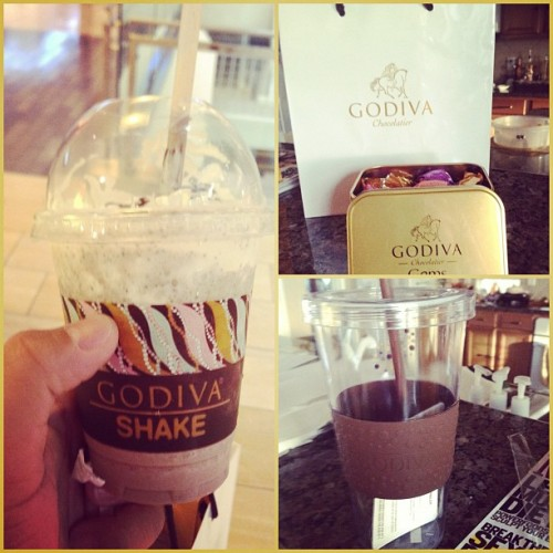 Gotta love Godiva! (: (Taken with Instagram)