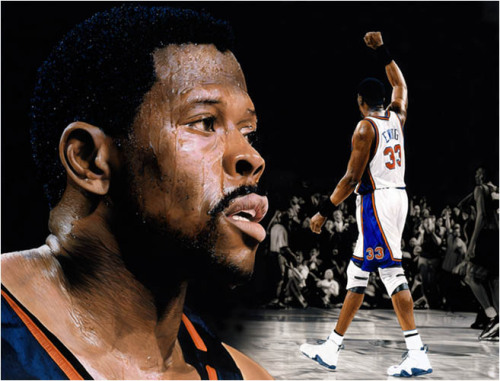 Happy 50th Birthday to Patrick Ewing