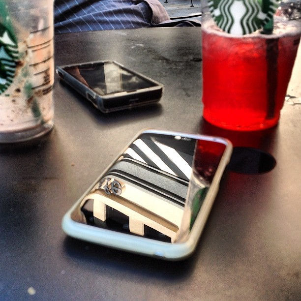 Ideas meetings. Sponsored by #starbucks and #android  (Taken with Instagram)