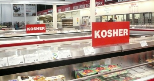 readyokaygo:  Is Kosher Meat Ḥalāl? A Comparison of the Halakhic and Sharʿī Requirements for Animal Slaughter Observant Muslims and Jews only eat ḥalāl and kosher products, and face many of the same problems in finding appropriate meat products in the modern, secularized world. Due to the dearth of kosher meat products available, and even higher scarcity of ḥalāl meat, many Muslims feel comfortable purchasing kosher meat, believing that all kosher meats (and by extension kosher products) are necessarily ḥalāl. Other Muslims, due to either political or theological reasons, believe that it is impermissible  to purchase or consume anykosher meat products. This paper seeks to discuss the question of the Islamic legal ruling on consuming koshermeat products. Therefore, political questions and personal values, which do not dictate the general ruling (aṣl) with respect to such products, will not be discussed. Read more.