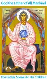 "In Honor of The Feast of the Father Of All Mankind 8/05/12 On the Feast of the Father of All Mankind, which is observedon the first Sunday in August, participants consecratethemselves to God Our Father. The seven days leading up tothe feast, and consecration, is a time of spiritual preparation,which includes 20-30 minutes of prayer and spiritual reflectioneach day.Participation in the Holy Sacrifice of the Mass is recommendedeach day for the eight day period, whenever possible. TheSacrament of Reconciliation is also recommended during theeight day period, or after the consecration; In Praise, I love You Father, and I give myself to You! In Thanksgiving,I love You Father, and I give myself to You! In Offering, I love You Father, and I give myself to You! In Repentance, I love You Father, and I give myself to You! In my Inheritance, I love You Father, and I give myself to You! In saying my ""Yes"", I love You Father, and I give myself to You! In Fidelity, I love You Father, and I give myself to You! In Consecration, I love You Father, and I give myself to You! AMEN!"