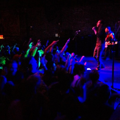 New Jersey represent! (Taken with Instagram at Brooklyn Bowl)