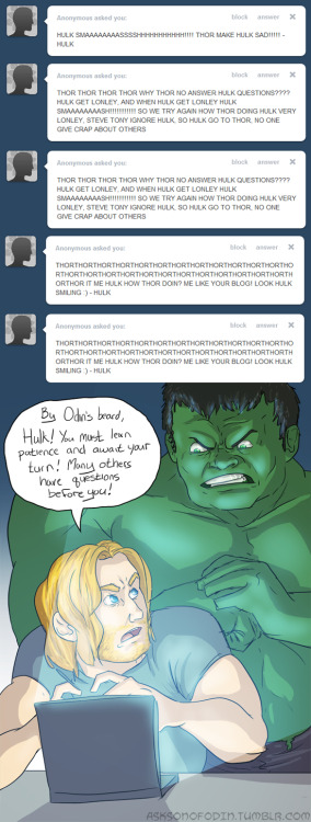 From the Anonymous Hulk