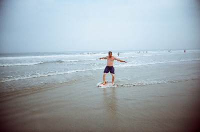 John Skimboarding on Flickr.Photo Credit: Matt Brasch