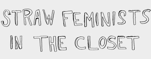 aliquidcure:  monalisafrank:  shiftyshrike:   Hark! a Vagrant Straw Feminists in the Closet full comic  I love Kate Beaton.  This is too perfect.   if Kate Beaton continues to make this/feminist super heros/80s business woman I will be happy