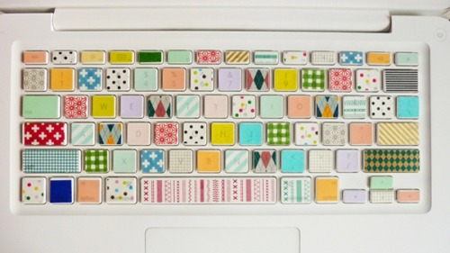 Printed Keyboard