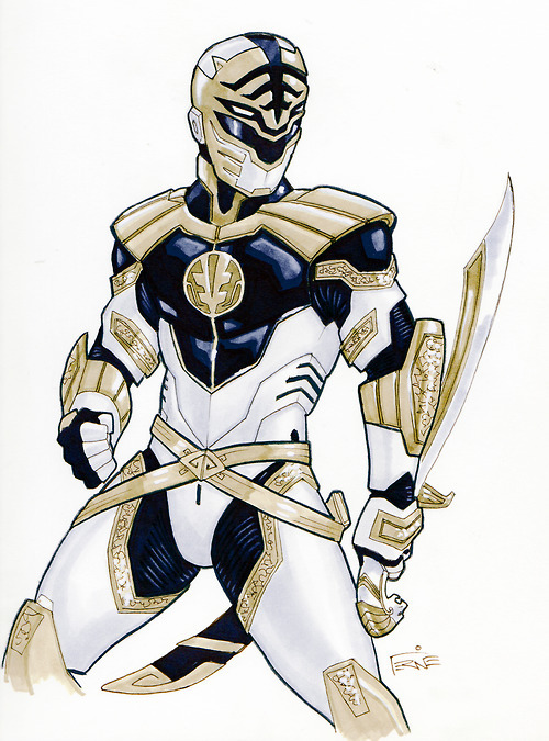 studentofmyself:  hamidspov:  These are awesome re-imagined Mighty Morphin Power Rangers by Fernie87.  I like how they have a space/military look, it makes me want to be a Power Ranger all over again, just like when I was a kid.   OMG they are cool :D