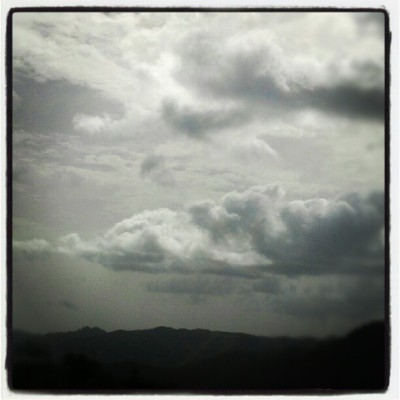 "The sky is the limit."" (Taken with Instagram)"