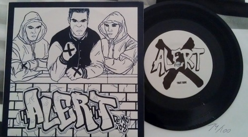 Alert - Demo '08 (Life to Live Records) #74/100