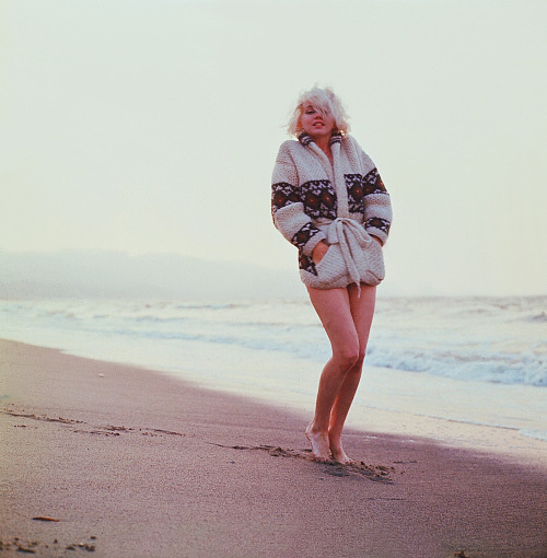 Marilyn Monroe photographed by George Barris in 1962