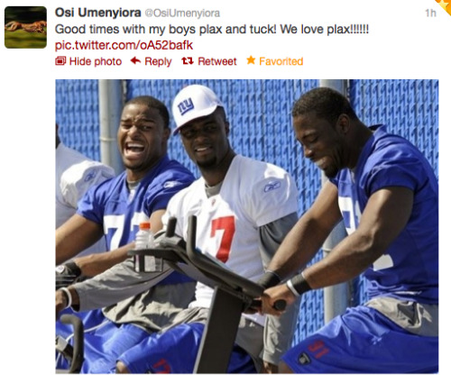 PLAX BACK WITH THE GMEN?! OSI, YOU MUST EXPAND ON THESE DETAILS
