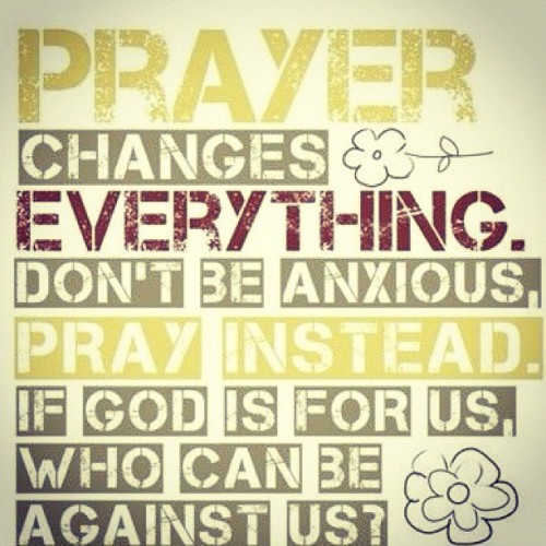 islamicthinking:  Prayer changes everything. (Taken with Instagram)