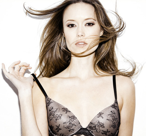 6/100 beautiful people ⟶ Summer Glau