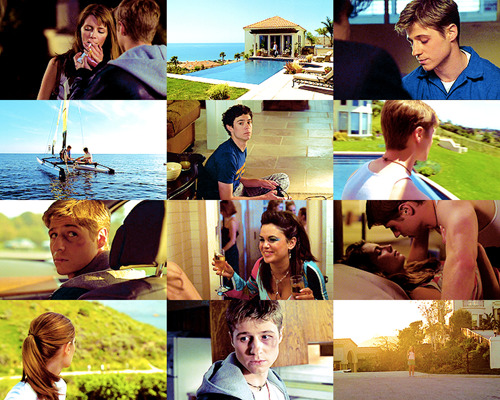 The first episode of The OC aired 9 years ago today: August 5, 2003.
