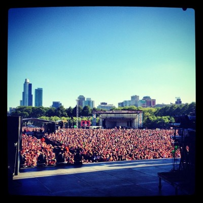 Cole World. Lollapalooza