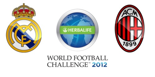 (WORLD FOOTBALL CHALLENGE) REAL MADRID v AC MILAN (WEDNESDAY AUGUST 8 2012 8:00PM ET)  YANKEE STADIUM , BRONX NY  ARE YOU GOING TO BE THERE?! IF SO , SEE YOU THERE!