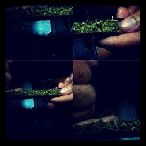 #RollUp #BlazeUp #teamblaze #Cloud9 (Taken with Instagram)