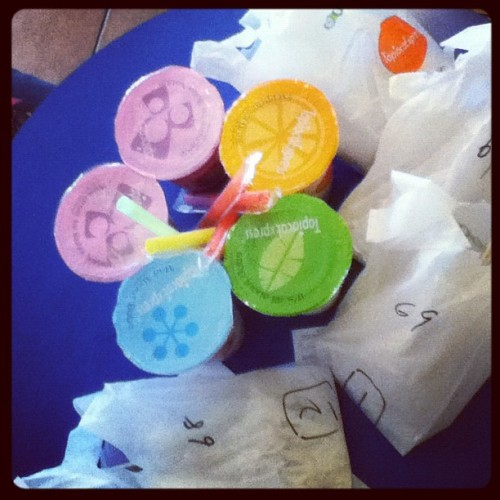 mrsalt:  Tapioca run! #tapiocaexpress #food (Taken with Instagram)  :D