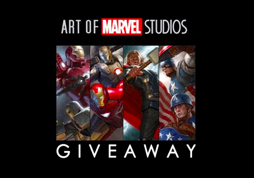 lmnpnch:  So, I just received my copy of The Art of the Marvel Studios, and seriously it's glorious and every home should have one. So, giveaway time! (and I didn't think I would ever do this, but I have way more followers than I deserve and I treasure all of you for putting up with my Marvel/Avengers/concept art obsession that doesn't seem to be stopping any time soon) - I only wish I could give everyone one. Reblog as many times as you like. Likes don't count. You don't have to be following me. You do need to be able to give me your postal address (all details will be deleted afterwards) - and please have your ASK box open so I can contact you if you win - and you do need to be living in a country that Amazon.com will ship to (which I'm pretty sure is everywhere, but if you're unsure, please check the site). I'll use a random number generator to decide the winner. Giveaway closes 6 October.