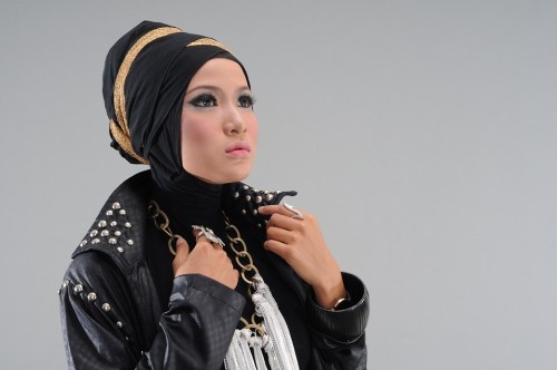 Hijab Rock (by Ussiy Fauziah)