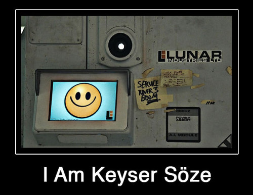 I Am Keyser Soze
