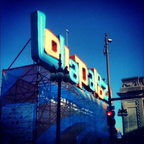 #weoutchea #chicago #lollapalooza (Taken with Instagram)